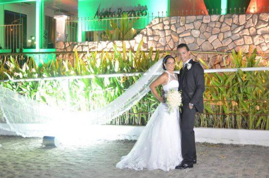 Casamento de Veridiana e Aquiles